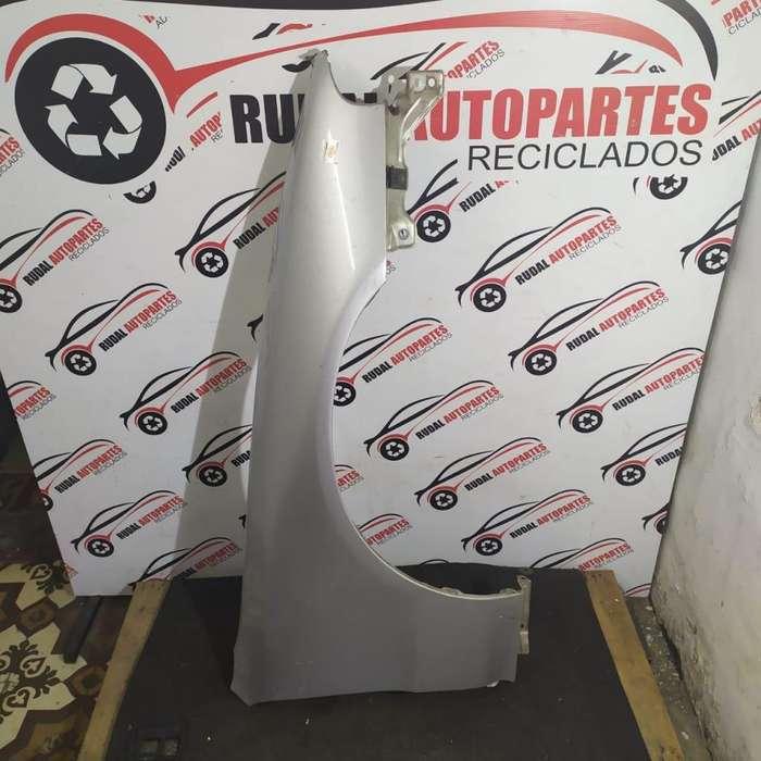 Guardabarro Delantero Derecho Honda Prelude 5700 Oblea:02666211