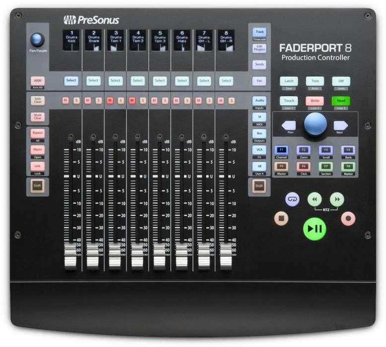 Presonus Faderport 8 Controlador Para Daw