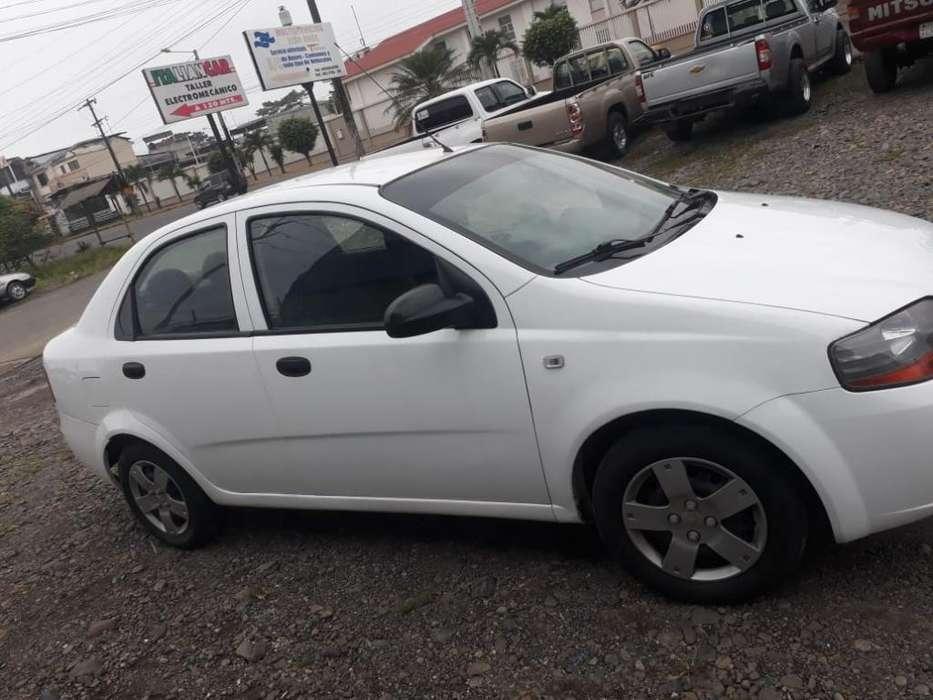Chevrolet Aveo 2011 - 180 km