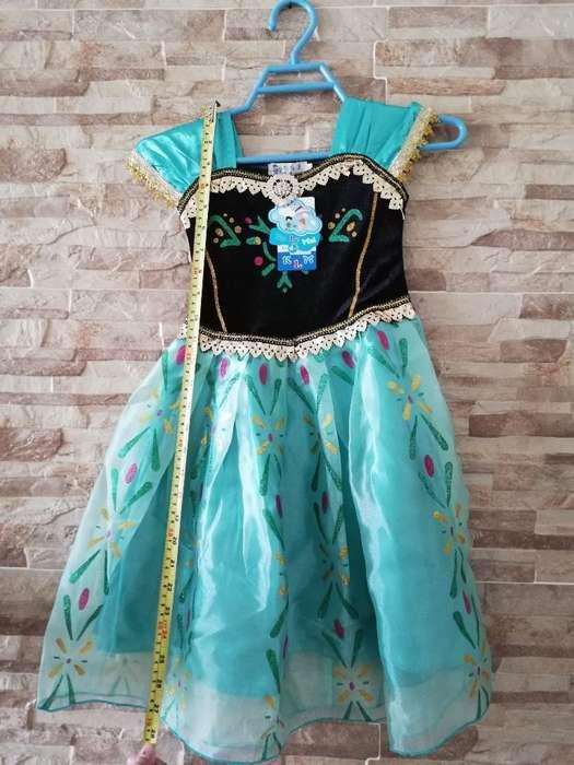 Disfraz de Ana Frozen