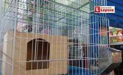 Casa Nido Madriguera para Conejo 38x25x26