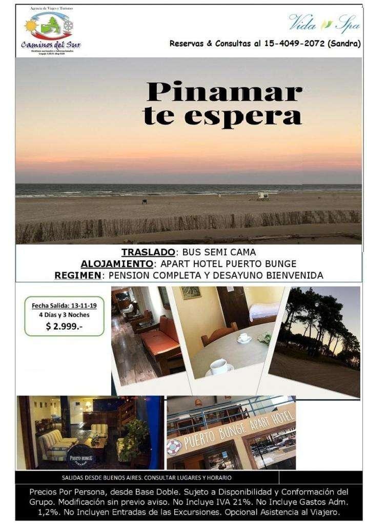 Salida grupal a Pinamar