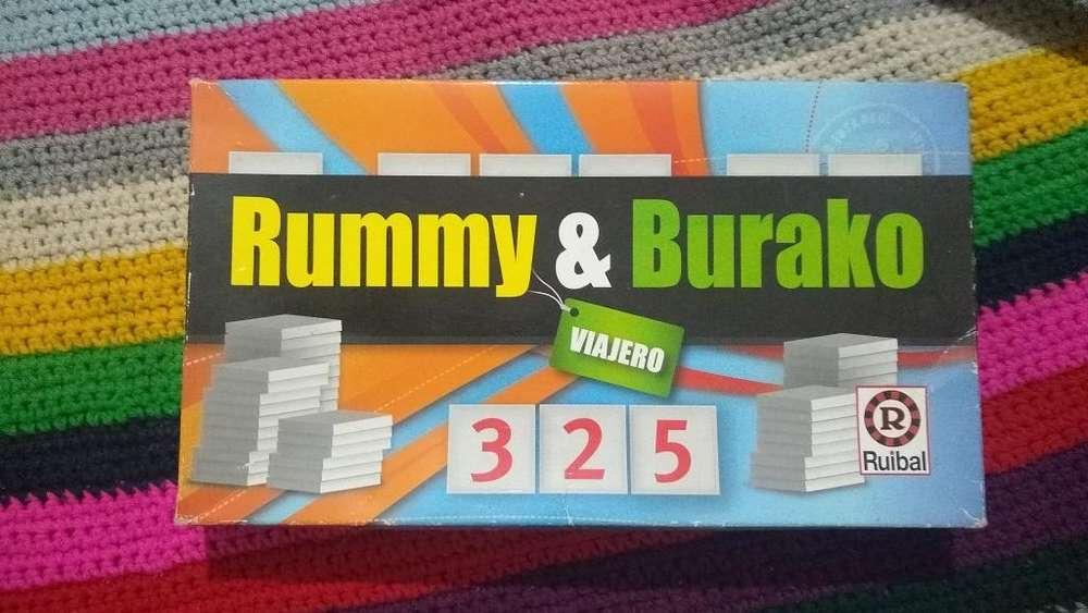 Rummy Y Burako