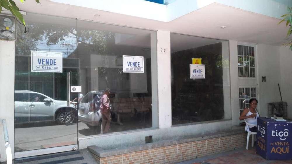 Venta de <strong>local</strong> en el Centro de Santa Marta - wasi_630448