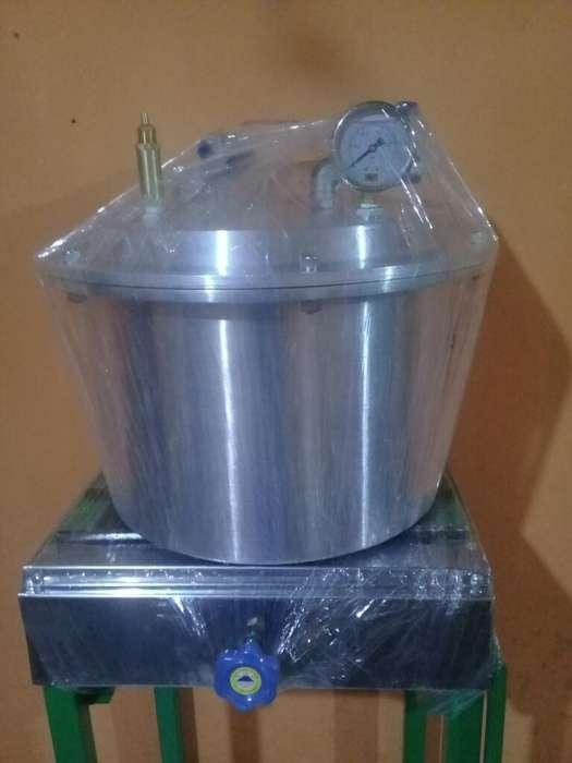 Generador de Vapor para Sauna Casero