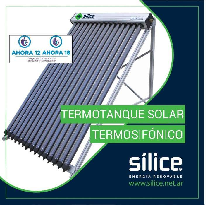 Colector Solar Heat Pipe Silice 24 Tubos