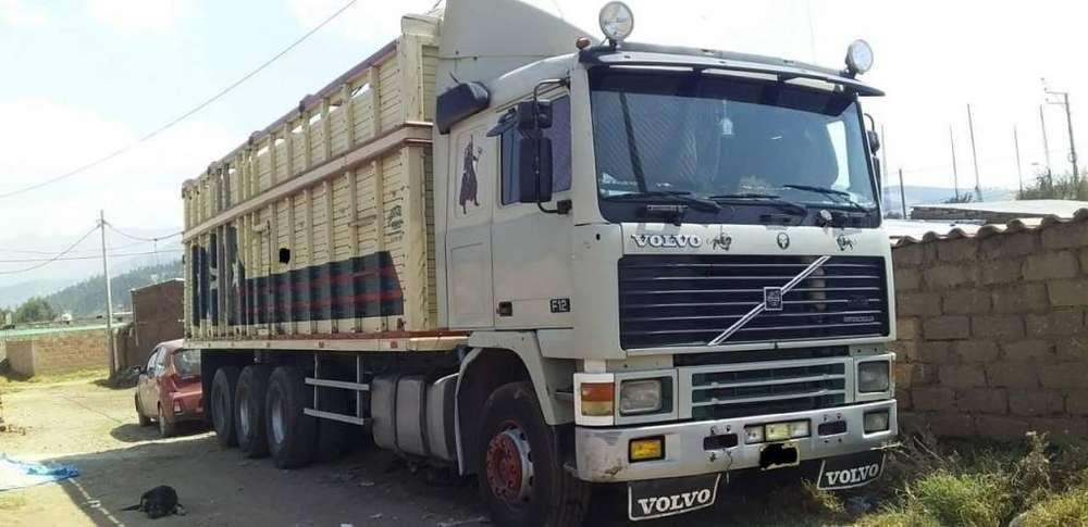 camion volvo F12