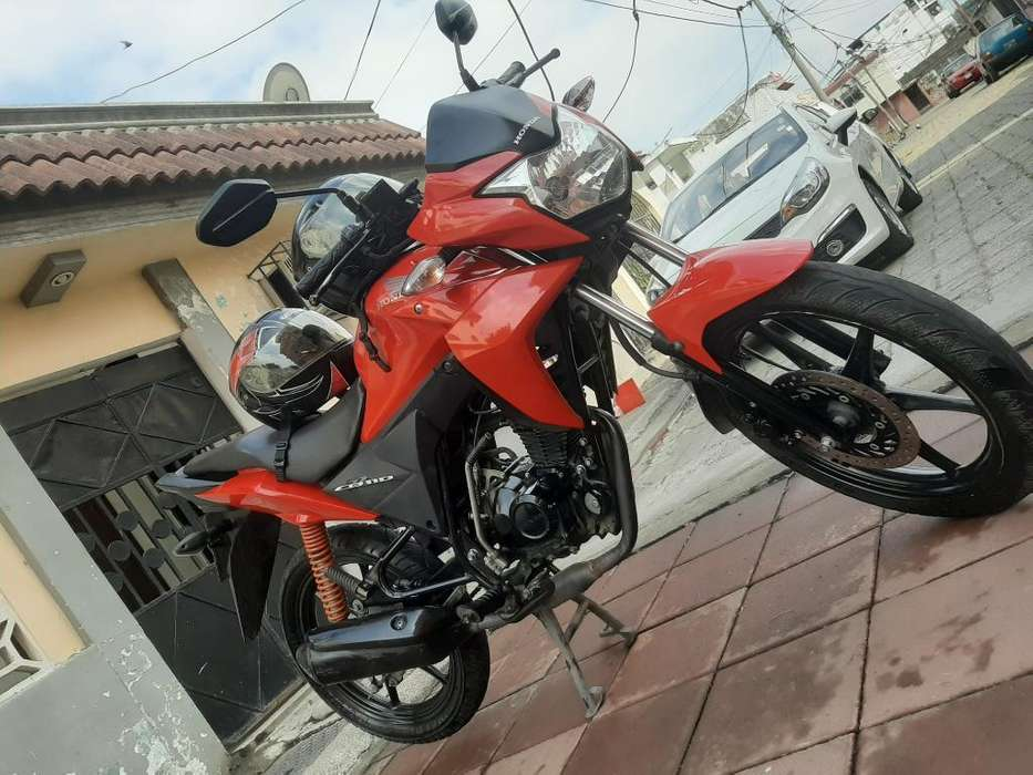 <strong>honda</strong> Twister 110 22mil Kms