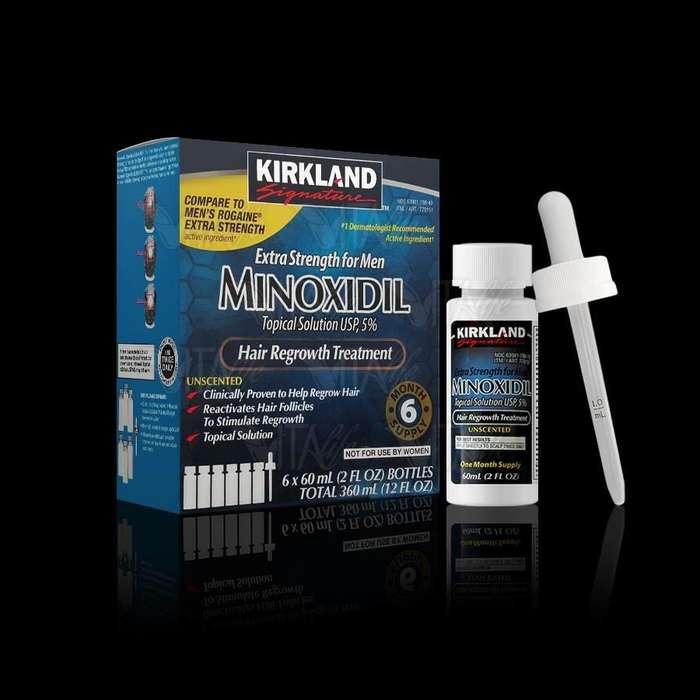 Minoxidil Americano 5 importado
