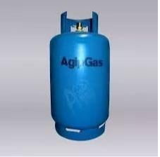Tanque De Gas, Cilindro Agip Gas Nuevo