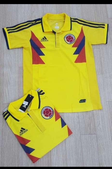 Camiseta Polo Seleccion Colombia