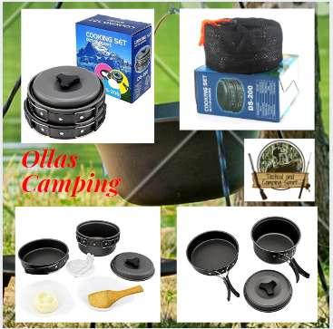 Set Ollas Camping