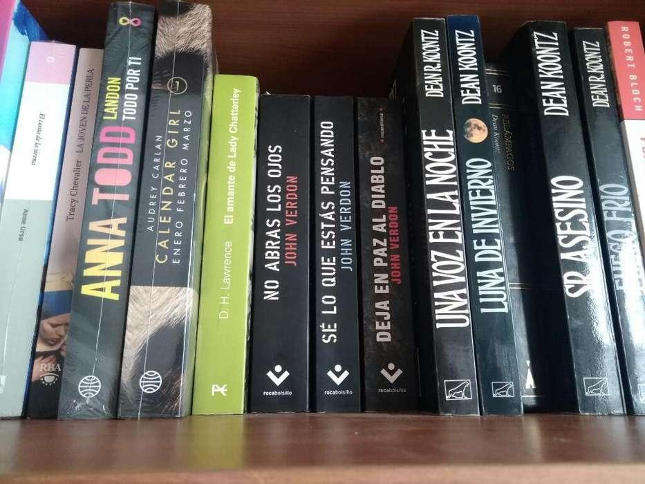 Vendo Libros Originales Casi Nuevos