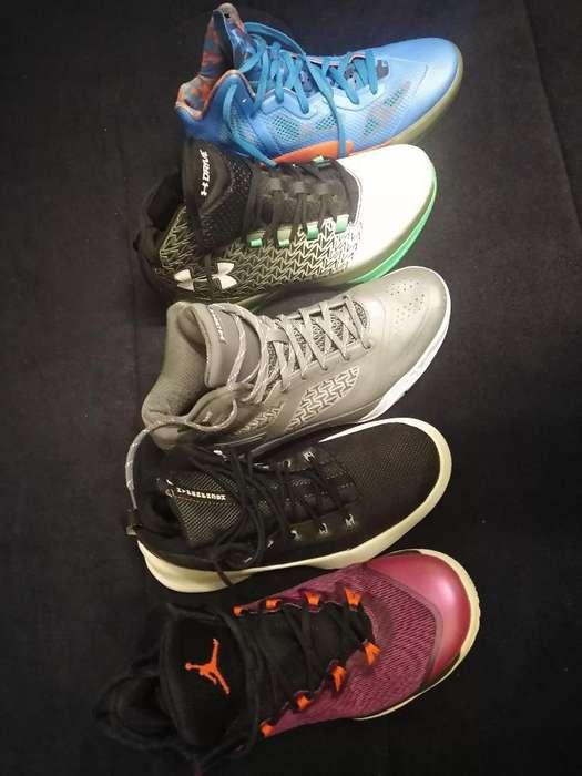 Zapatillas Under Amor Stephen Curry