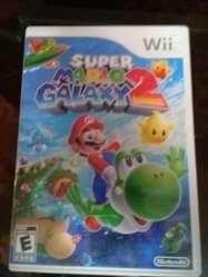 Juego Wii Super Mario Galaxy 2