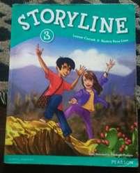Libro Ingles Storyline 3