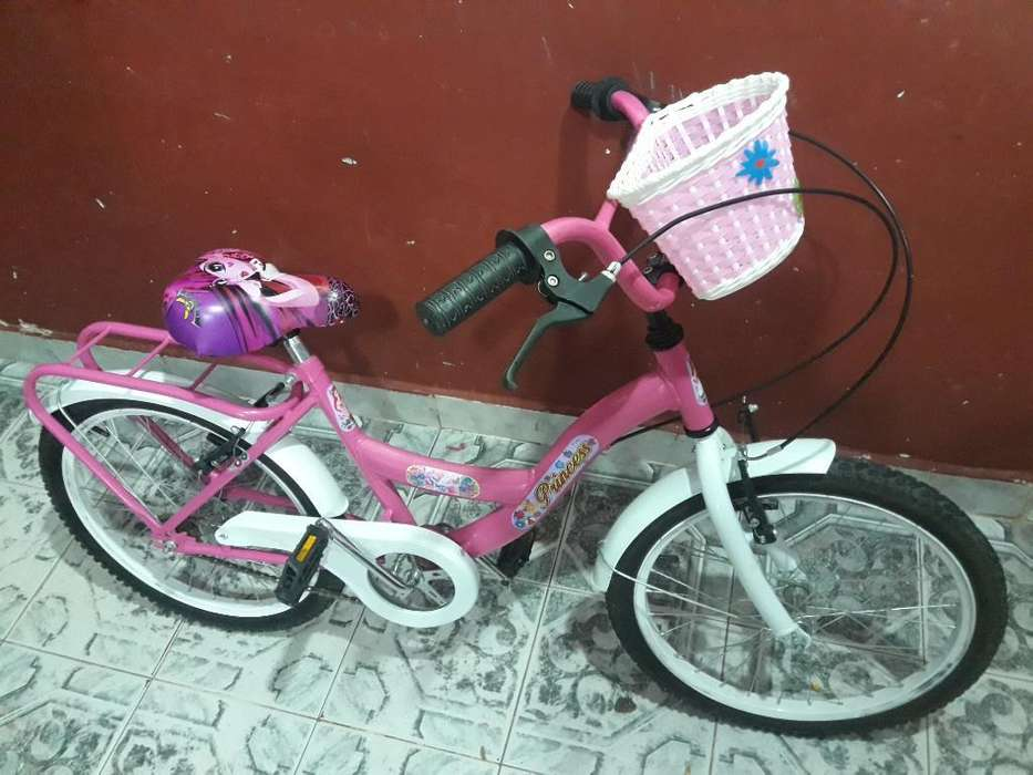 Bicicleta para Nena Rodado 20