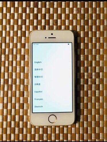Vendo O Permuto iPhone 5S Gold 16Gblibre
