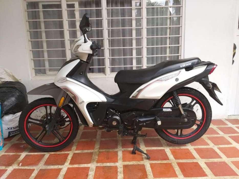 Vendo Moto Keeway Target 125