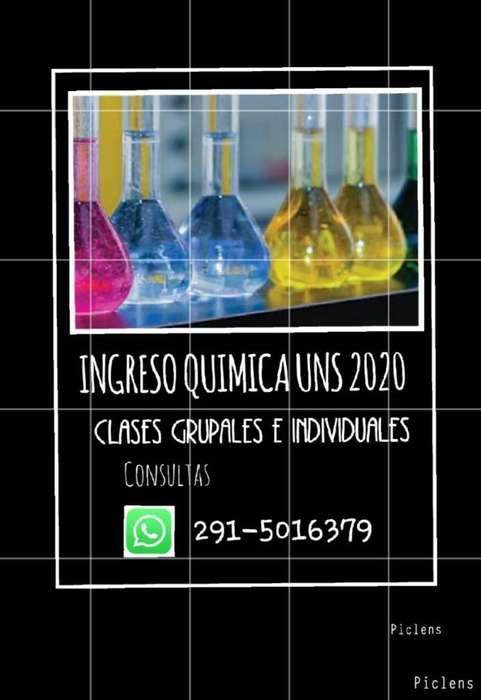 Química Uns