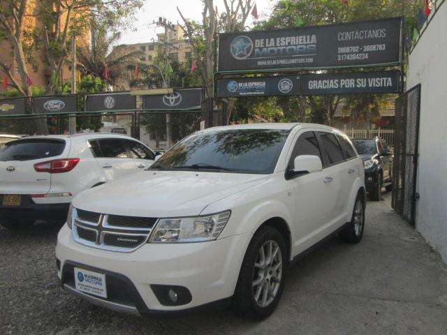 Dodge Journey 2012 - 57583 km