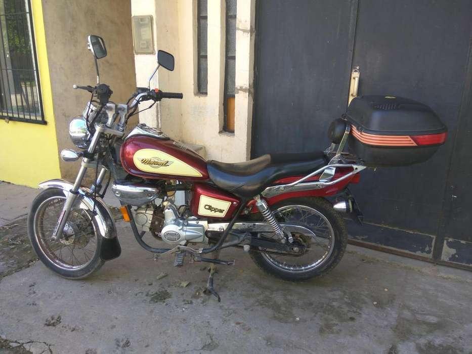 <strong>moto</strong>mel Cliper 110 - custom - <strong>moto</strong>r 110cv - mod 2007 - Funcionando y papeles al dia- Soy titular