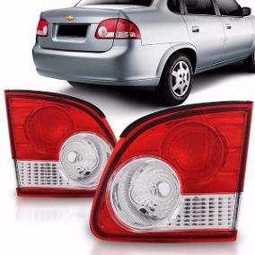 <strong>faros</strong> Chevrolet Corsa Classic Traseros internos. Tapa baul.