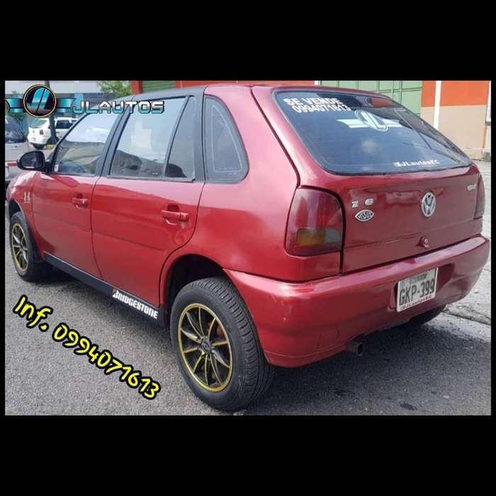 Volkswagen Gol 1998 - 127000 km