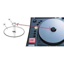 Denon Dnd 4500 Potenciometro Rotativo Track Select Search