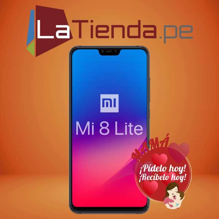 Xiaomi Mi 8 Lite 64 GB de almacenamiento interno