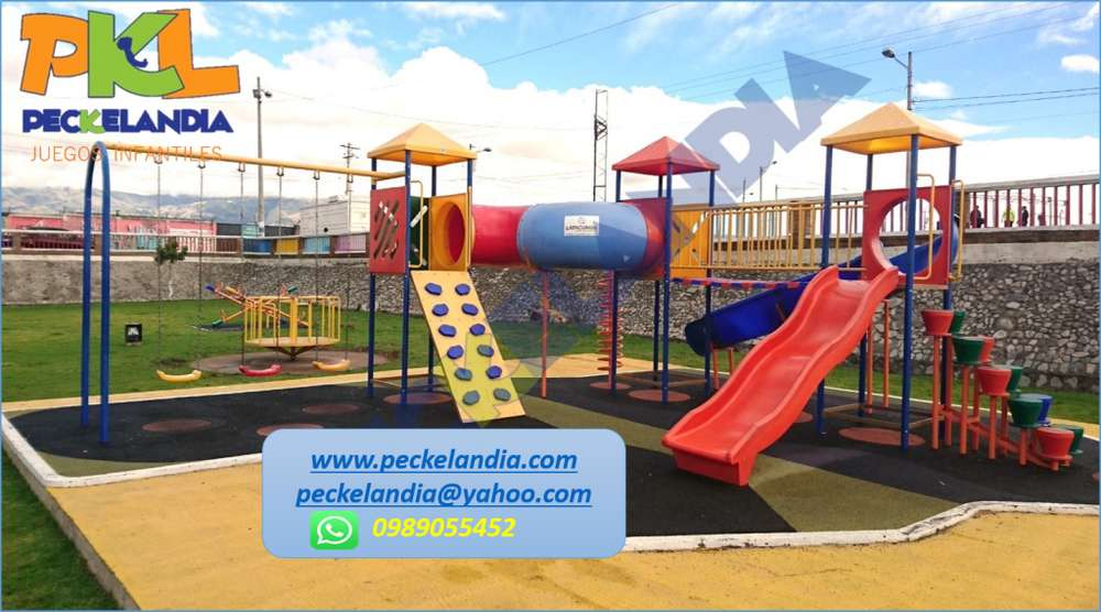 Juegos Infantiles para la Casa, Restaurantes o Centros Educativos