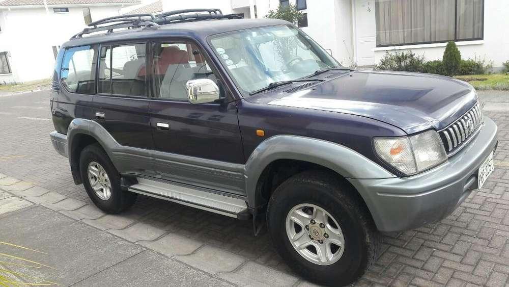 Toyota Prado 2002 - 313000 km