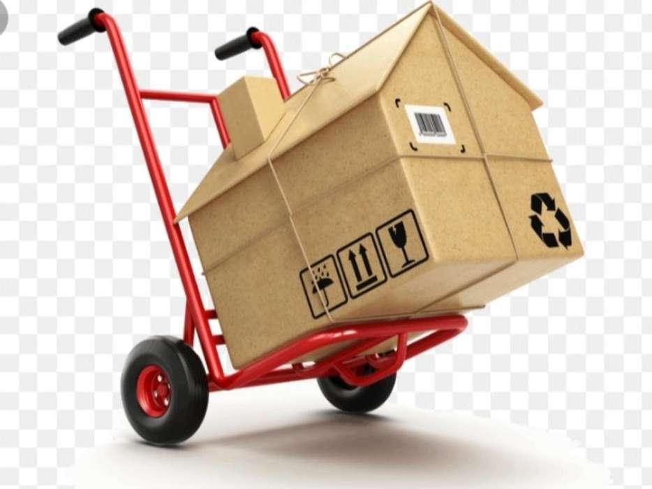 Transporte de Carga Encomiendas, Devolu