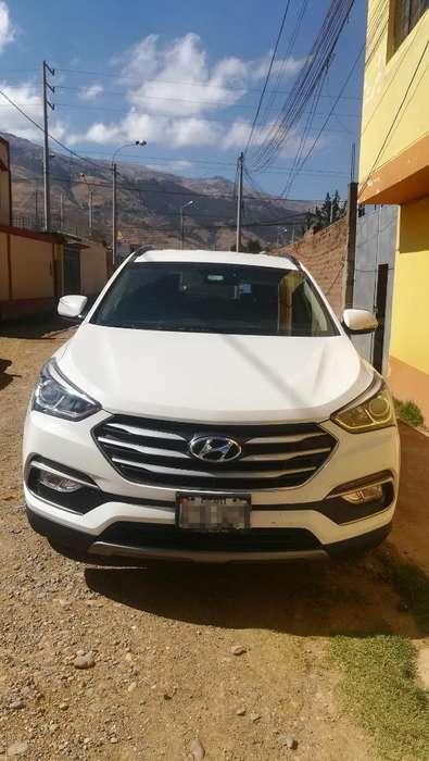 Hyundai Santa Fe 2017 - 44000 km