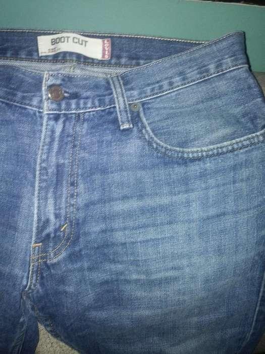 Pantalon Levis Talla 32 Original