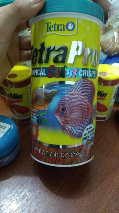 Comida para <strong>peces</strong>