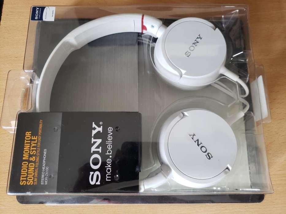 Original Auriculares Sony Mdrzx100 Nuevo, Sellado