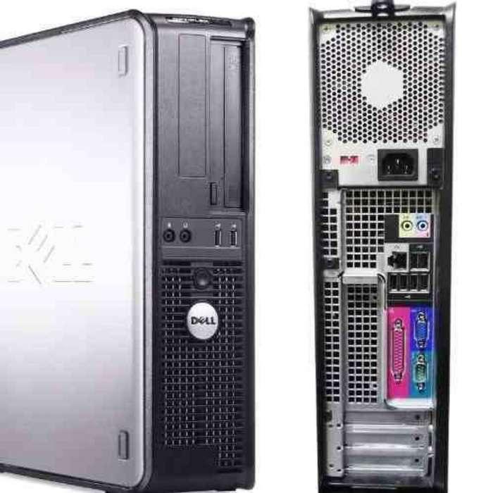 Computador Dual Core Marca Hp, Dell