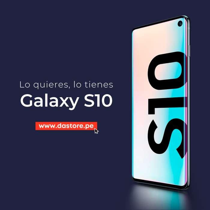 Samsung Galaxy S10 128gb dual Sim Libre de fabrica G973F/DS