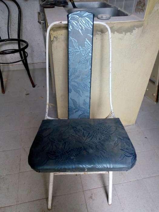 <strong>silla</strong> Antigua de Hierro