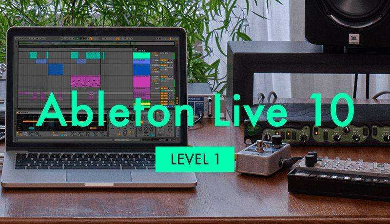 Clases de Producción y Composición en Ableton Live