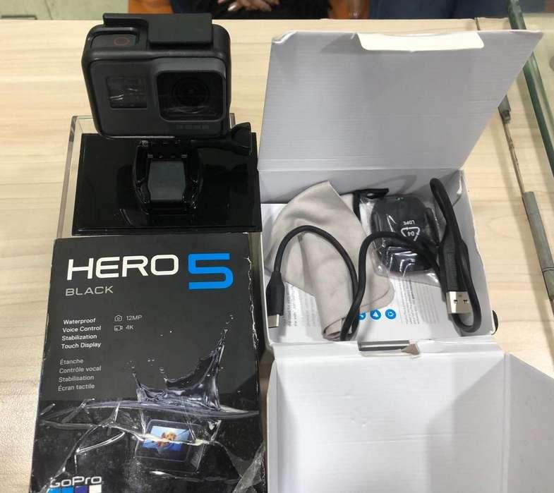 Go Pro Hero 5 Black Edition