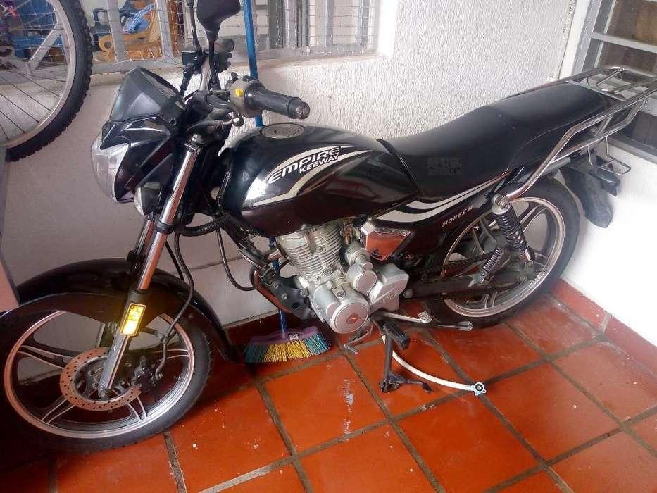 Vendo Moto Venezolana 2014