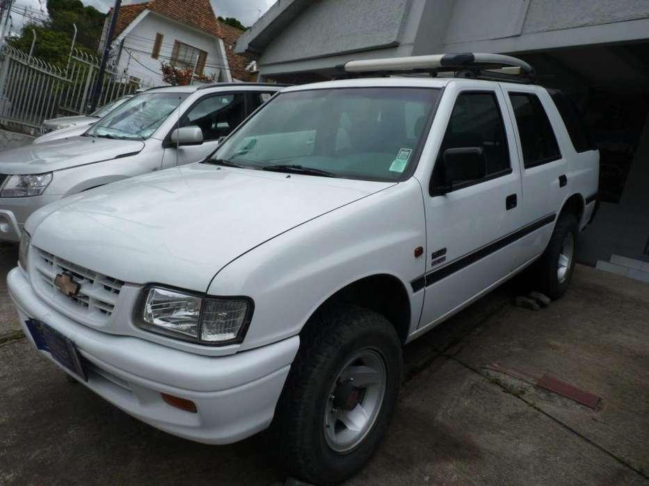 Chevrolet Rodeo 2002 - 258905 km