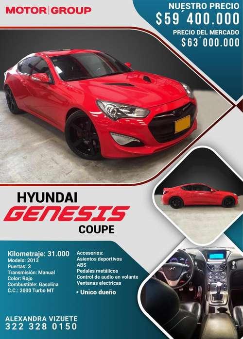 Hyundai Genesis 2013 - 31000 km