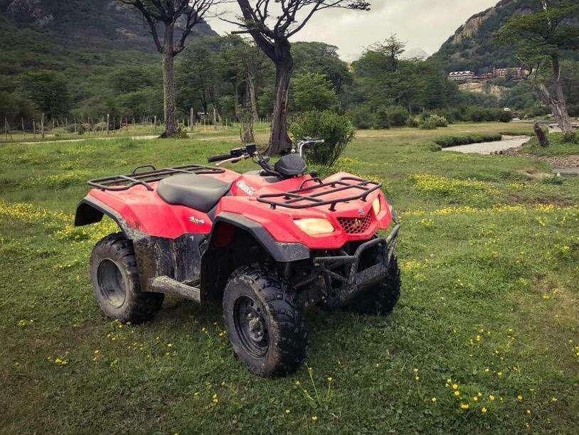 vendo o permuto Suzuki 420 4X4