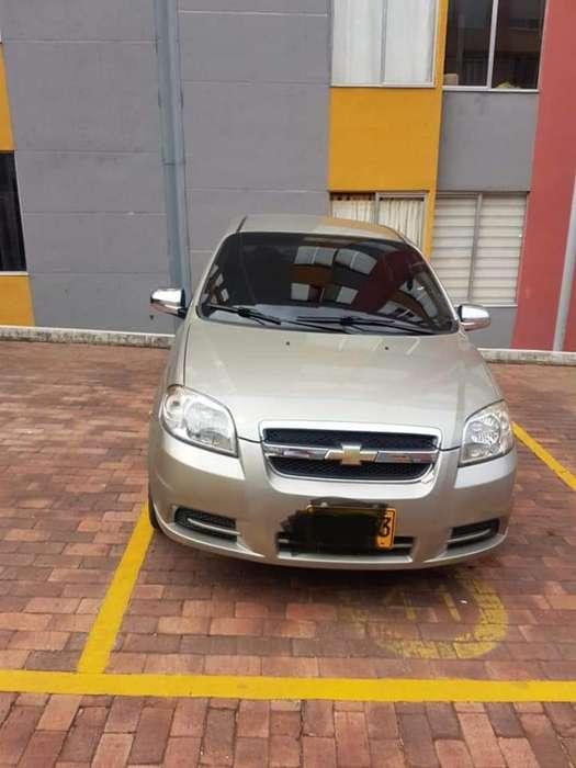 Chevrolet Aveo Emotion 2008 - 125400 km