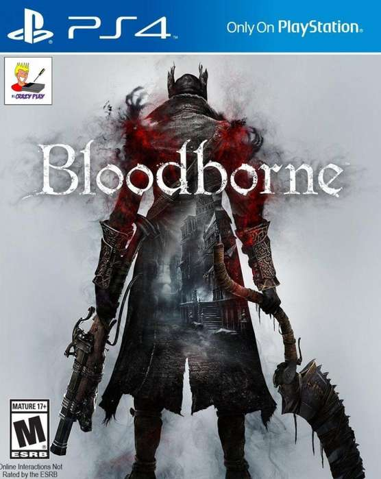 Bloodbourne Playstation 4