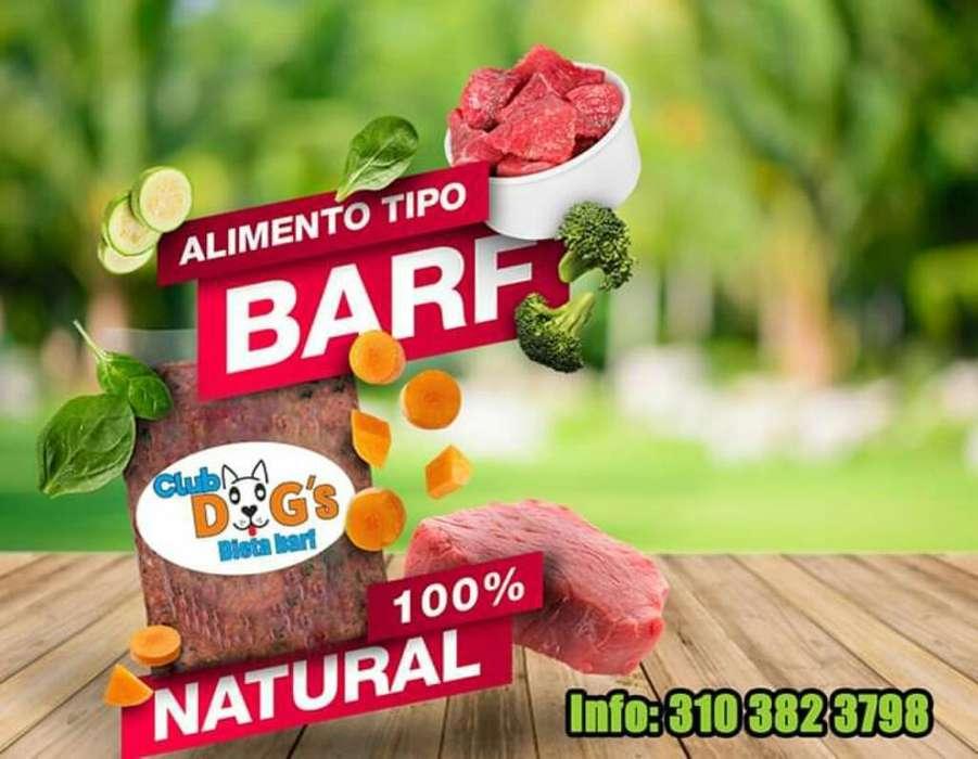 Barf Dieta