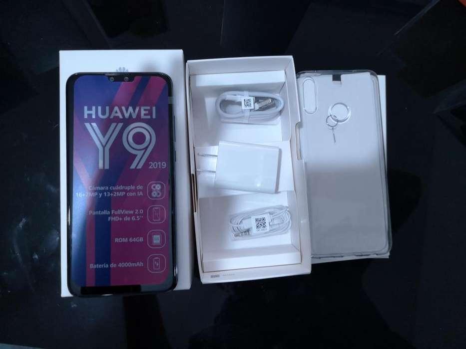 Huawei y9 2019 Totalmente nuevo
